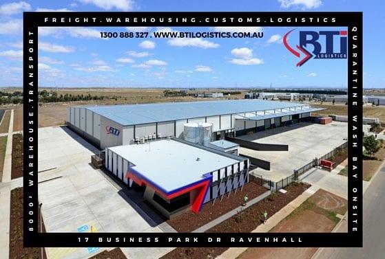 About BTi Logistics