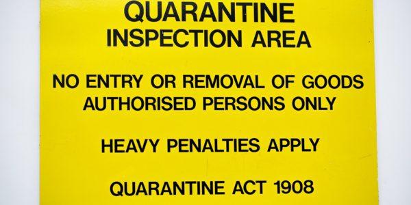 Customs Quarantine