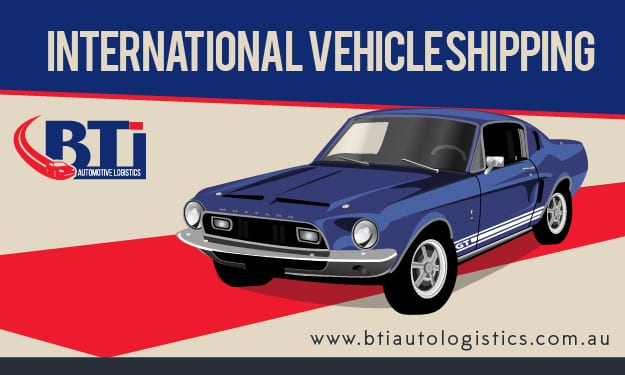 BTi Automotive Ford Mustang