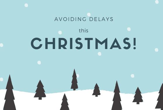 Avoid Peak Season Delays