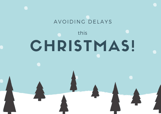 Avoid Peak Season Delays