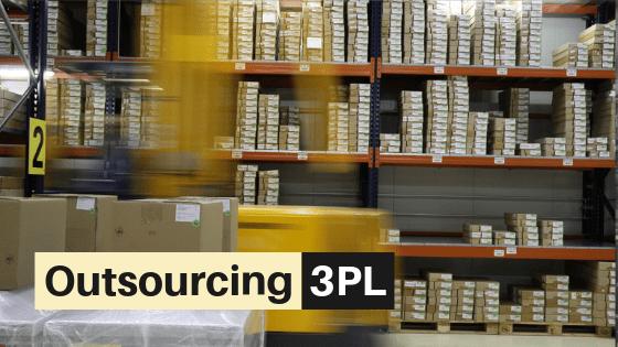Outsourcing 3PL illustration
