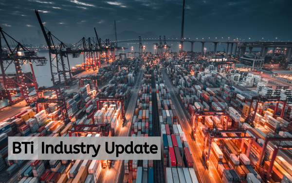 Freight Forwarding - Industry Update
