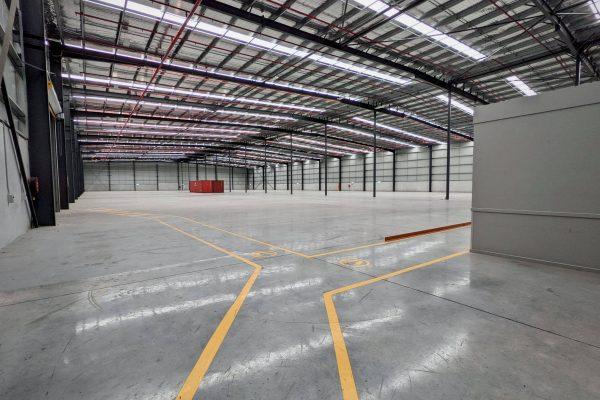 BTi Logistics, Melbourne - New warehouse facility