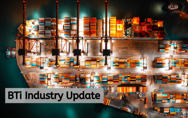 Freight Forwarding Industry Update